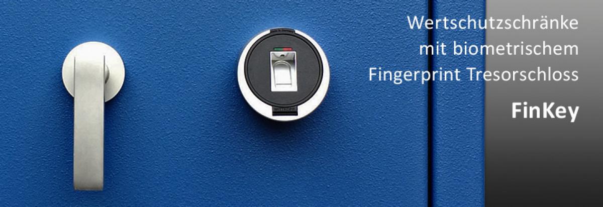 Fingerprint als Option
