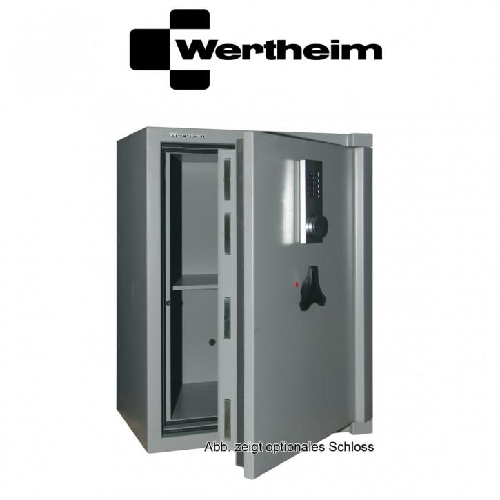 Wertheim Wertschutzschrank CP20 VdS + ECB•S 3 (III) nach EN 1143-1 und 30 Min. Feuerschutz LFS30P