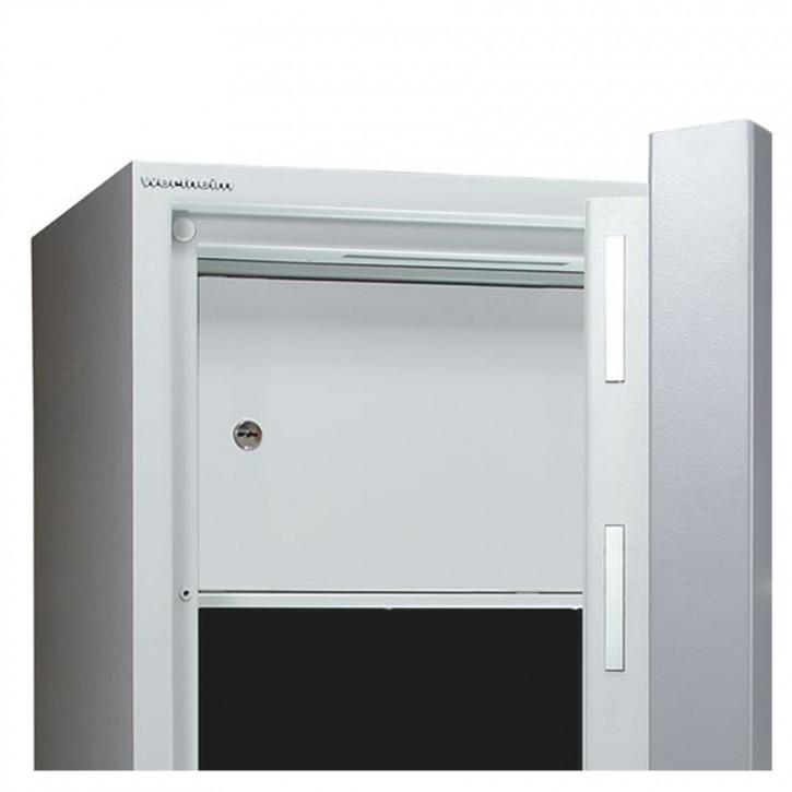 Innentresor versperrbar, 360 mm hoch, 1-flügelig für 0849