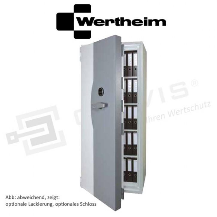 Wertheim Wertschutzschrank DWS1901KB Widerstandsgrad 4 KB (IV KB) nach EN 1143-1
