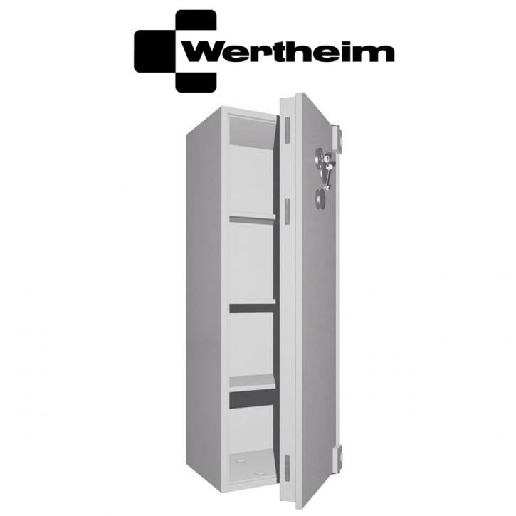 Wertheim AMT1500 Wertschutzschrank VdS ECB•S 1 (I) nach EN 1143-1