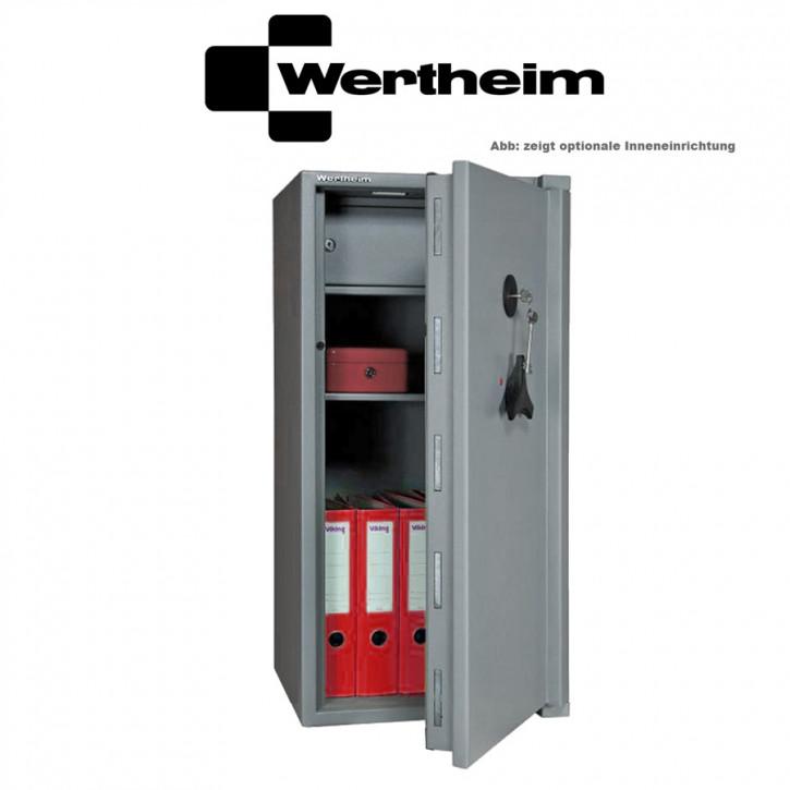Wertheim Wertschutzschrank BG25 VdS + ECB•S Widerstandsgrad 2 (II) nach EN 1143-1 optional mögl. als Schlüsseltresor