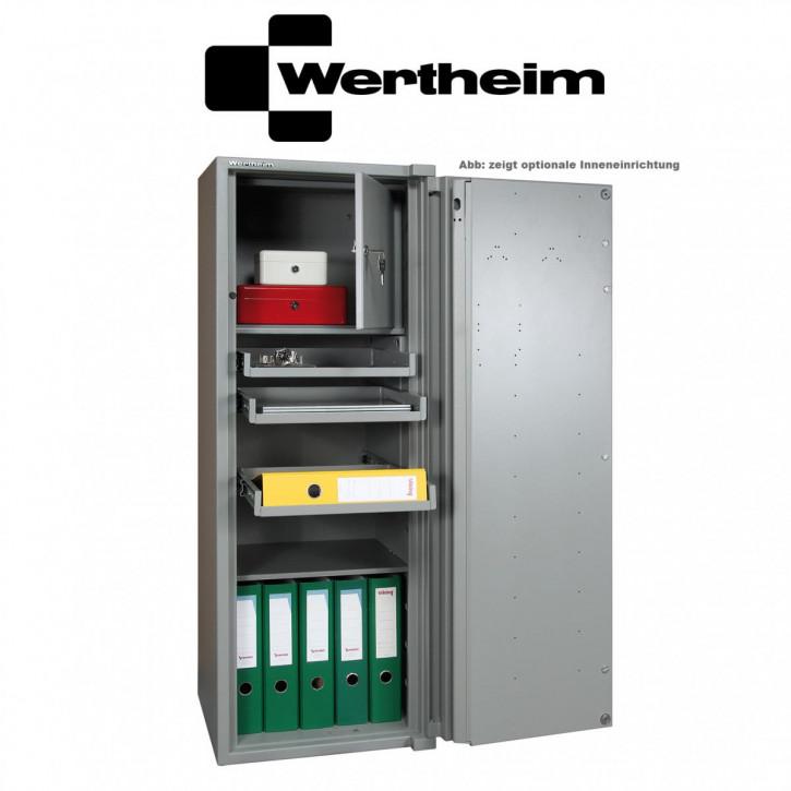 Wertheim Wertschutzschrank BG35 VdS + ECB•S Widerstandsgrad 2 (II) nach EN 1143-1