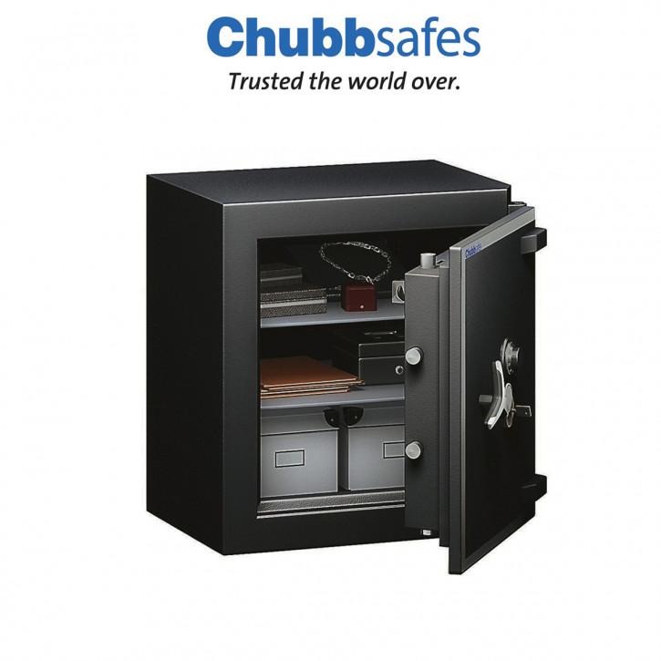 Chubbsafes Trident 110 <br>Klasse 6 / KB / EX / NT Fire 017 60 P / Größe 110