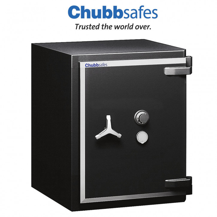 Chubbsafes Trident 210<br> Klasse 6 / KB / EX / NT Fire 017 60 P / Größe 210