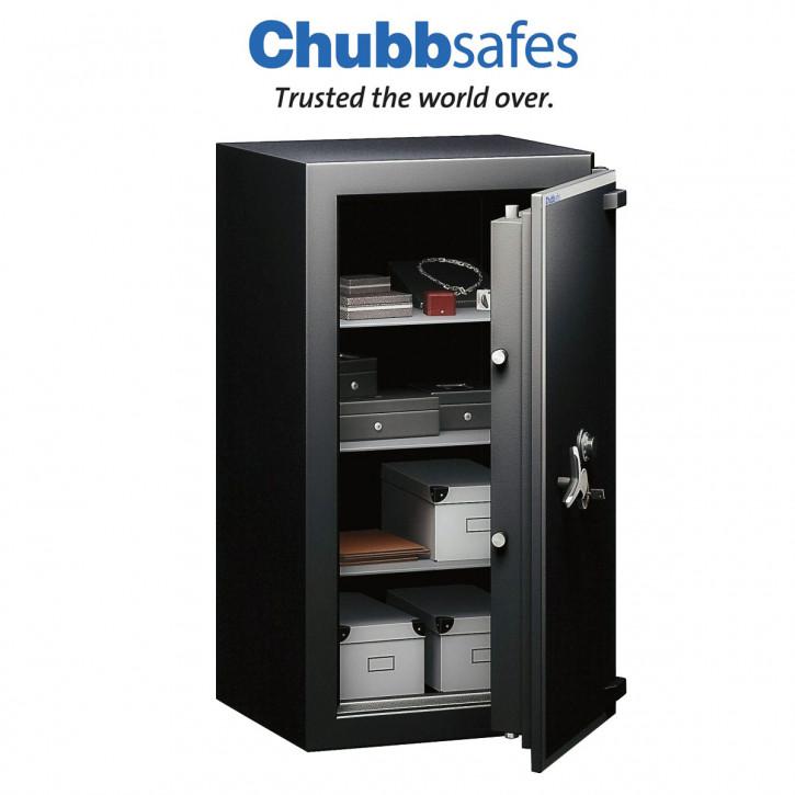Chubbsafes Trident 420 Grad 6 / KB / EX / Größe 420