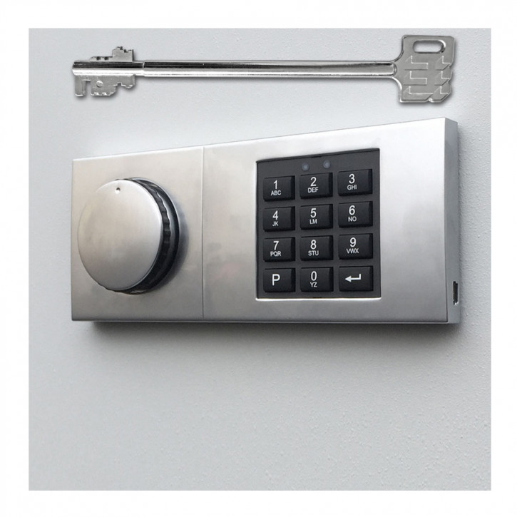 Kaba Mauer Combi B 30 Elektronik, Notschlüssel (TOPSELLER!) pro Stk: