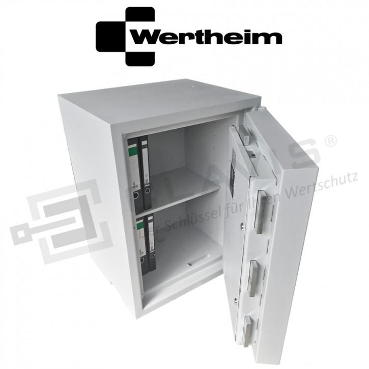 Wertheim Wertschutzschrank DWS0849KB Widerstandsgrad 4 KB (IV KB) nach EN 1143-1