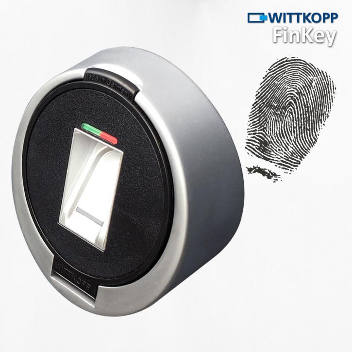 Carl Wittkopp FinKey FS Fingerprint biometrisches Tresorschloss Fingerabdruck, Cawi