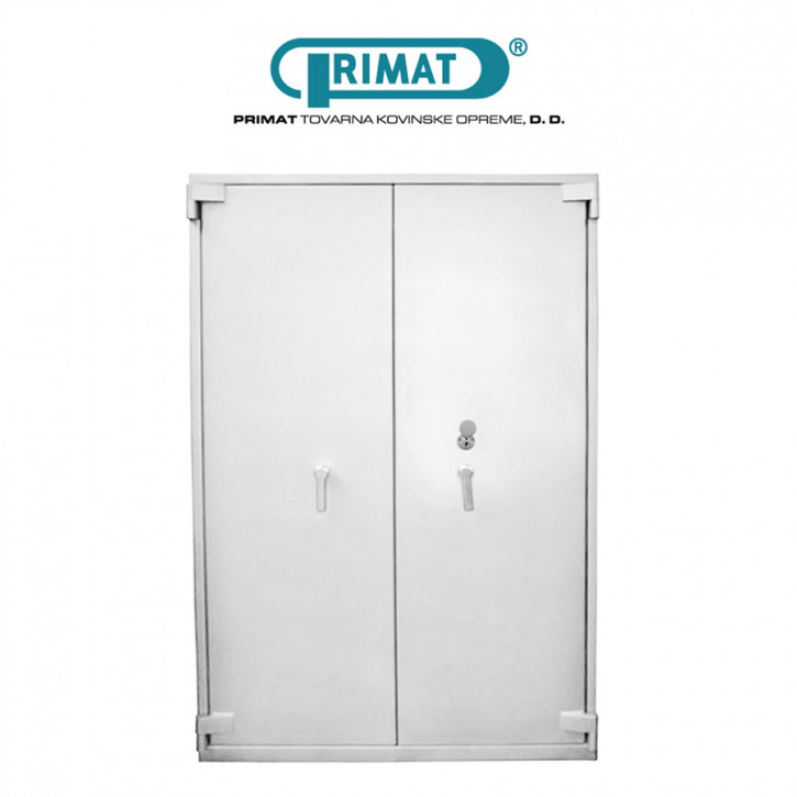 PRIMAT STARPRIM 1780 2-flüglig Gamma Wertschutzschrank Tresor Klasse I (1) nach EN 1143-1