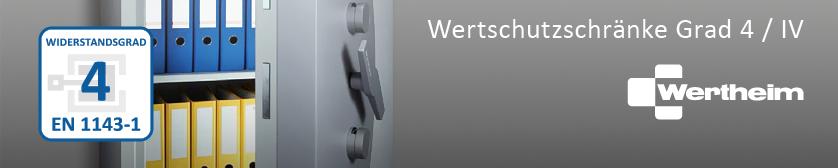 WERTHEIM VdS IV (KB/CD)
