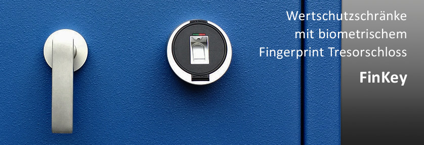Fingerprint als Option