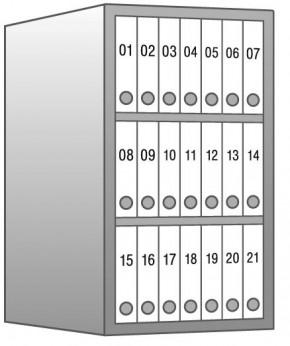 PRIMAT STARPRIM 4215/N Wertschutzschrank Tresor Klasse IV (4) nach EN 1143-1