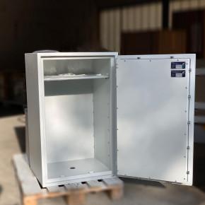 Leicher G1-230 Wertschutzschrank ECB•S 1 I EN 1143-1 + Feuerschutz  1041x650x554