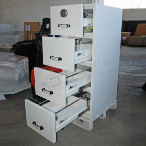 Dokumentensafe 120 Minuten 470kg feuersicherer Aktenschrank  inkl. Elektronikschloss LaGard Basic